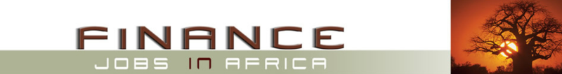 Finance Jobs in Africa